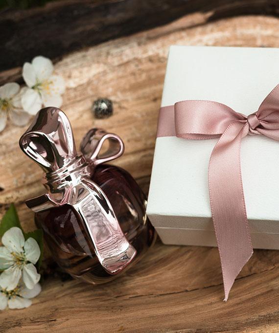 Coffrets de parfums chics